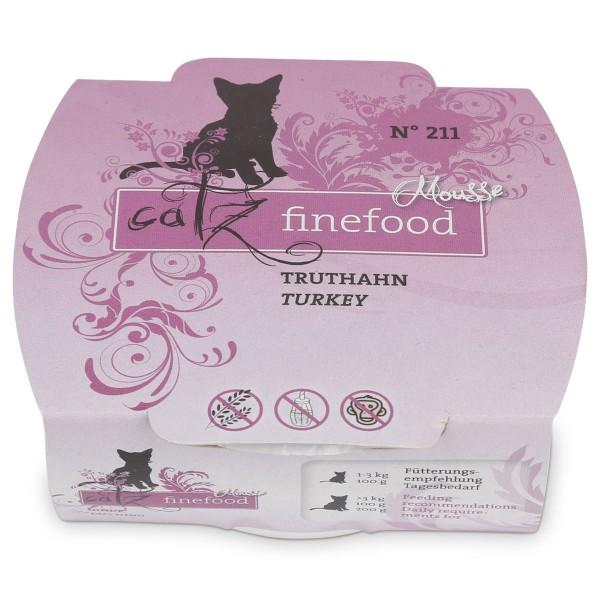 Catz finefood Mousse N°211 - Truthahn