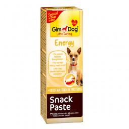 GimDog Hunde Snack Paste Energy 50g