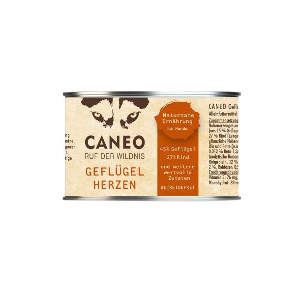 Caneo Geflügelherzen 200g