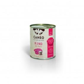 Caneo Rind mit Reis und Leinöl 800g