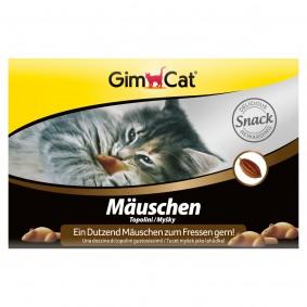 GimCat Mäuschen mit Puder überzogen 12 Stück