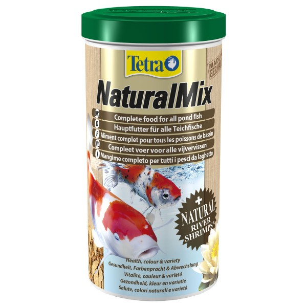 Tetra Teichfischfutter Natural Mix