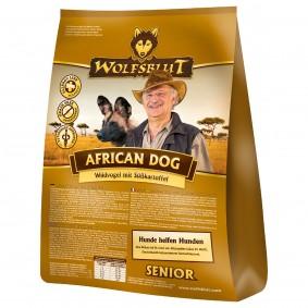 Wolfsblut African Dog Senior