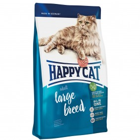 Happy Cat Supreme Adult Large Breed 3x4kg