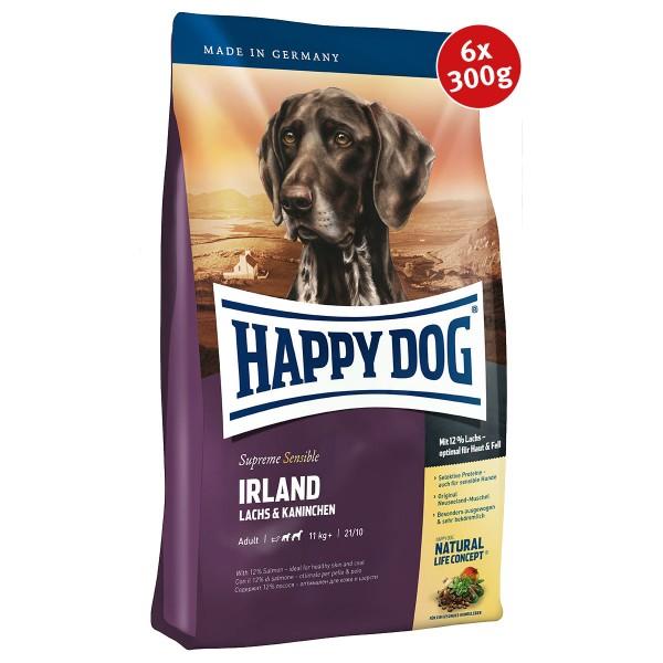 Happy Dog Supreme Irland 6x300g Spenden-Aktion