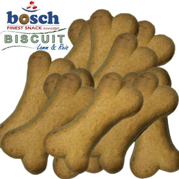 Bosch Biscuit Lamm und Reis 5kg