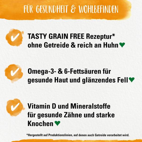 Beneful Tasty Grain Free getreidefrei Huhn