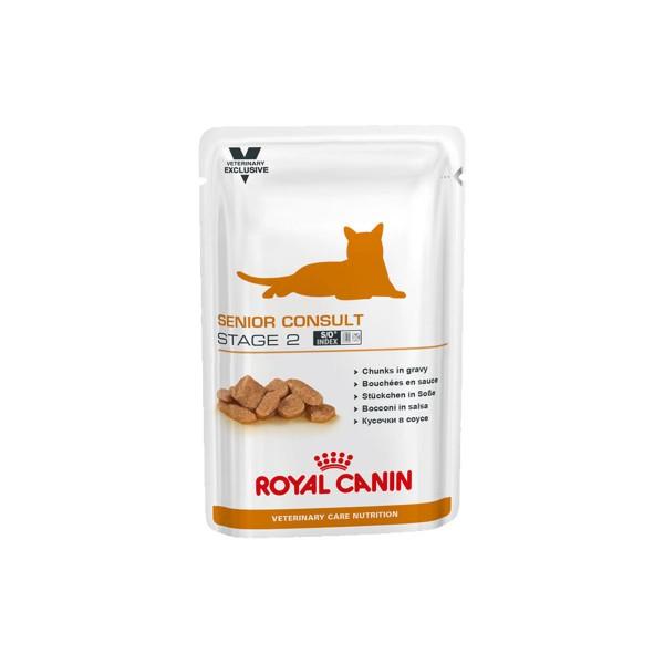 Royal Canin Vet Care Nassfutter Senior Consult Stage 2