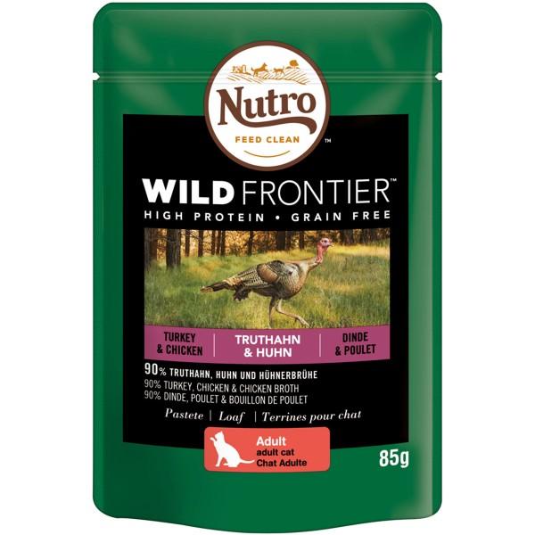 Nutro Adult Wild Frontier Truthahn & Huhn