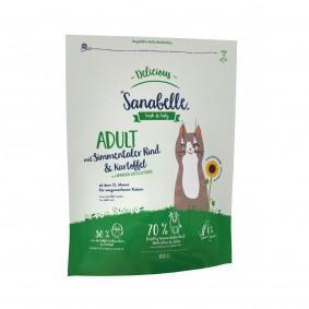 Sanabelle Adult Simmentaler Rind und Kartoffel