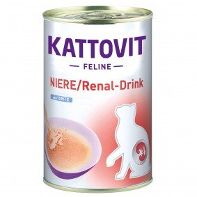 Kattovit Niere/Renal-Drink mit Ente