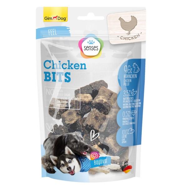 GimDog Senses Pure Chicken Bits