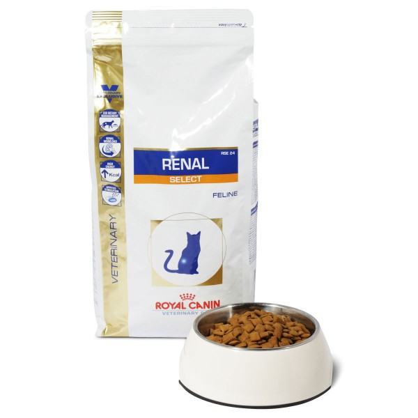 Royal Canin Vet Diet Renal Select RSE 24