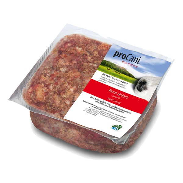 proCani Frostfutter Rind Select