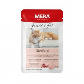 MERA finest fit Nassfutter Sterilized
