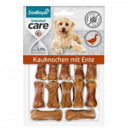 ZooRoyal Individual care Kauknochen mit Ente 5cm