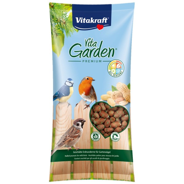 VitaGarden® Premium Erdnüsse geschält