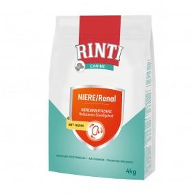 RINTI Canine Niere/Renal Huhn Trockenfutter 4kg