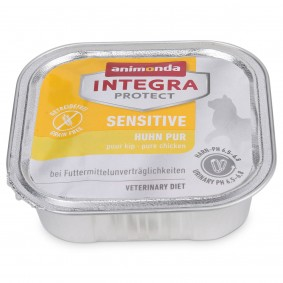Animonda Katzenfutter Integra Protect Sensitive Huhn pur
