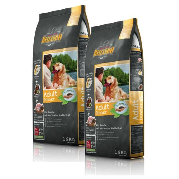 Belcando Hundefutter Trockenfutter 2x15kg verschiedene Sorten