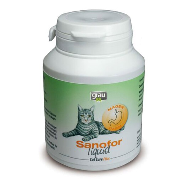 Grau Cat Care Plus Sanofor 150g
