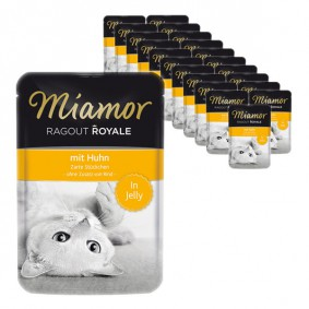 Miamor Ragout Royale in Jelly 22x100g