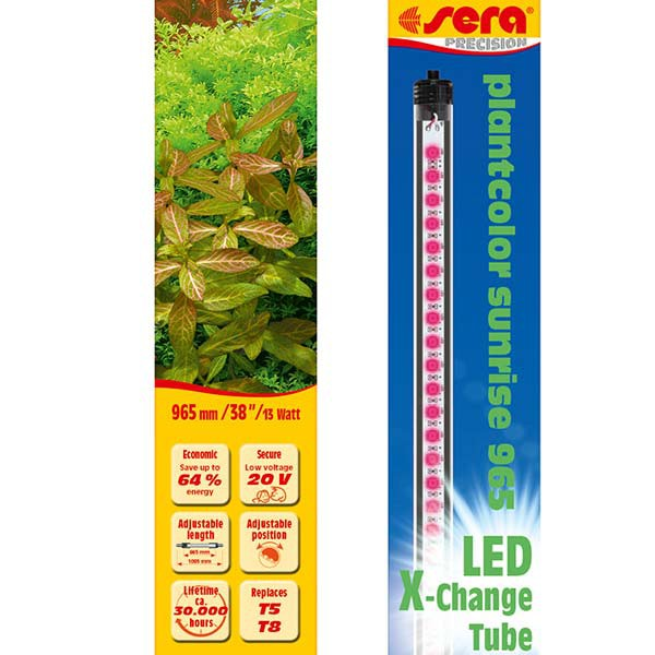 LED X-Change Tubes 965mm - plantcolor sunrise