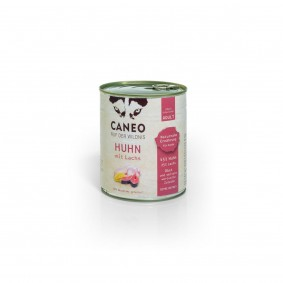 Caneo Huhn mit Lachs 800g