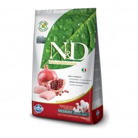 N&D Hundefutter getreidefrei 12kg Trockenfutter verschiedene Sorten