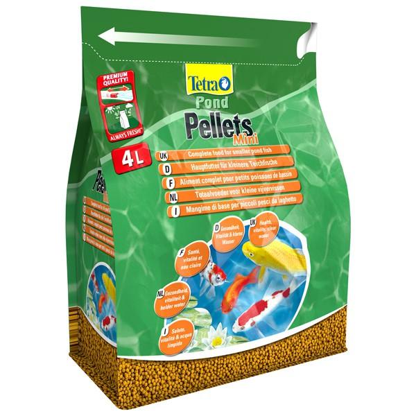 Tetra Pond Pellets Mini für Teichfische