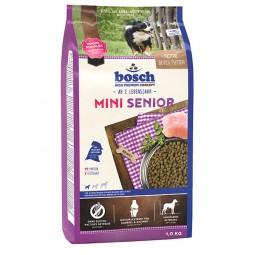 Bosch Hundefutter Mini Senior