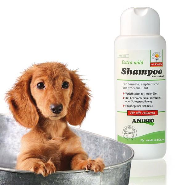 Anibio Shampoo für Hunde 250ml