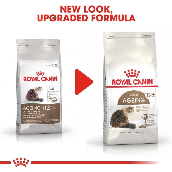 ROYAL CANIN AGEING 12+ Trockenfutter für ältere Katzen