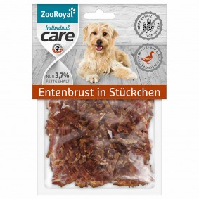 ZooRoyal Individual care Entenbrust in Stückchen