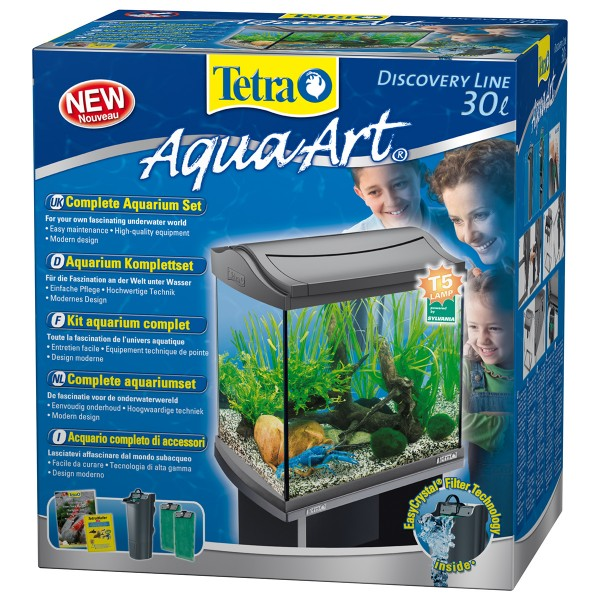 Tetra Aquarium, AquaArt Aquarium Komplett Set 3...