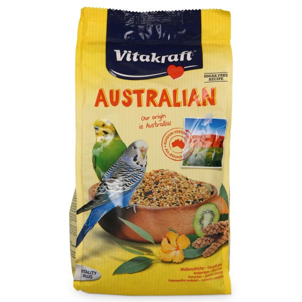 Vitakraft Australian 800g Sittich