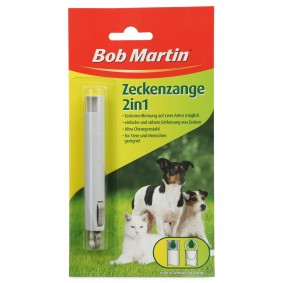Bob Martin Zeckenzange Ultra 2 in 1