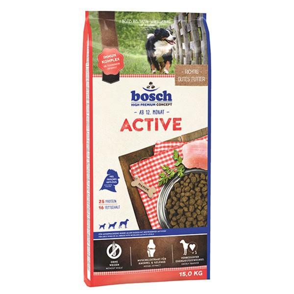 Bosch Hundefutter Active - 15kg