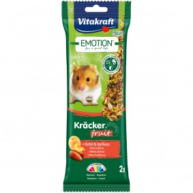 Vitakraft Emotion Kräcker Fruit Hamster 2 Stück