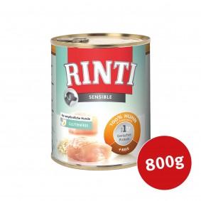 Rinti Hunde-Nassfutter Sensible Huhn und Reis