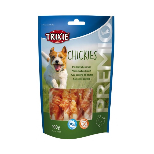 Trixie Hundesnack PREMIO Chickies 100g