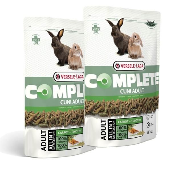 Versele Laga Kaninchenfutter Cuni Adult Complete 2x8kg