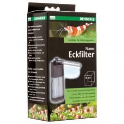 Dennerle Nano Eckfilter für Mini-Aquarien