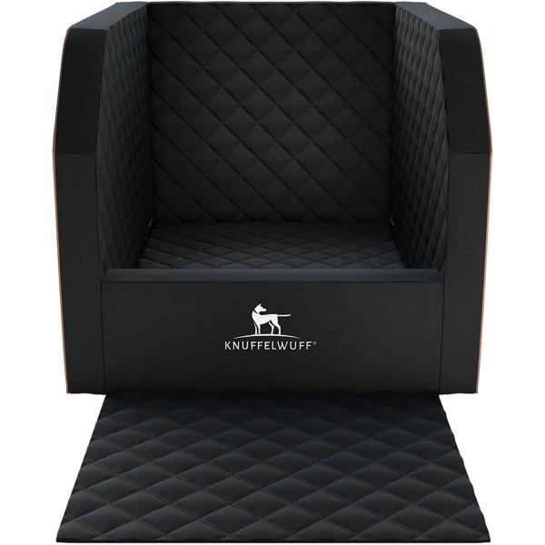 Knuffelwuff Auto Hunde Sitzschutz Cargo für den Rücksitz
