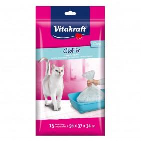 Vitakraft CloFix Hygienebeutel 15 Stück