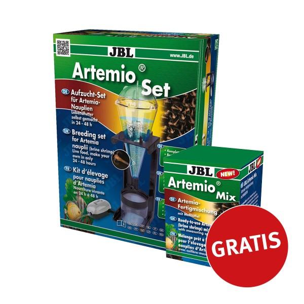 JBL Artemio Aufzucht-Set+ ArtemioMix 200ml gratis