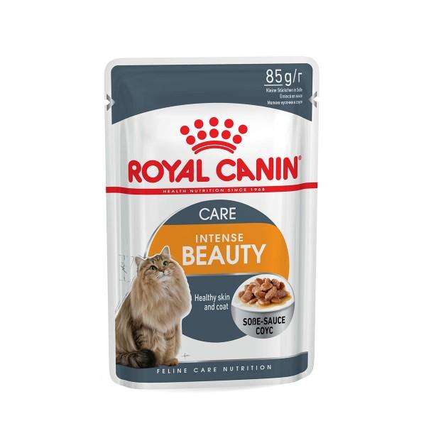 Royal Canin Katzenfutter Intense Beauty in Soße 12x85g