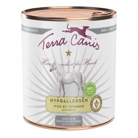 Terra Canis Hypoallergen Pferd mit Topinambur