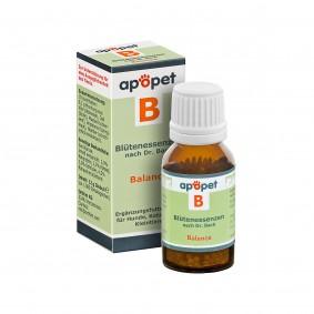 apopet Blütenessenzen nach Dr. Bach B - Balance