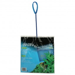 Hagen Fischfangnetz blau 25-35cm